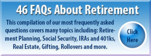 46 FAQs About Retirment